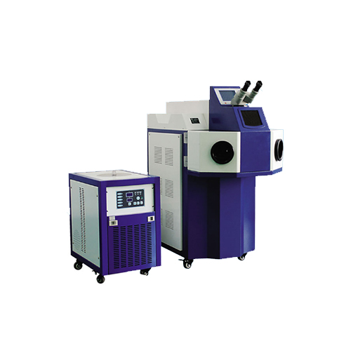 Jewelry Fiber Laser Welding Machine