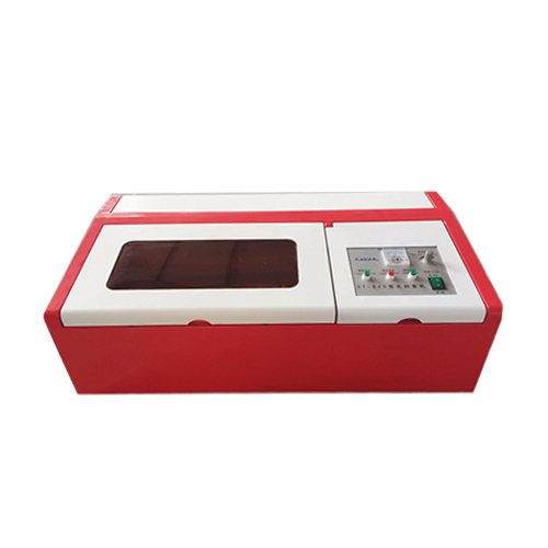 Mini CO2 Leather Laser Engraving Machine