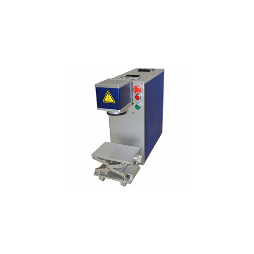 Mini Fiber Laser Etching Machine for Stainless Steel