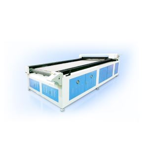 Automatic Fabric Laser Cutting Machine
