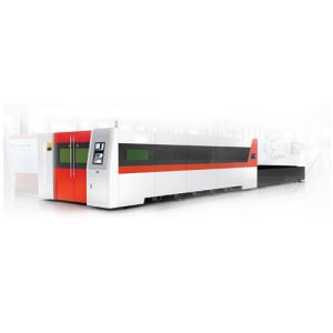 CNC Fiber Metal Laser Cutting Machine