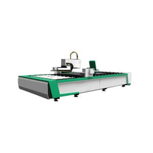 CNC Open Type Fiber Laser Cutting Machine