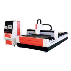 Fiber MDF Laser Cutting Machine