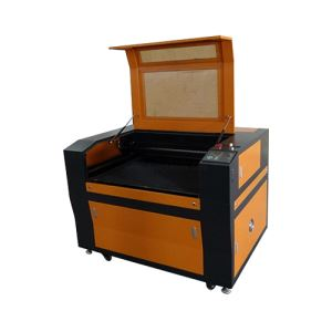 Glass CO2 Laser Etching Machine