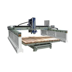 Infrared Ray Stone Laser Cutting Machine