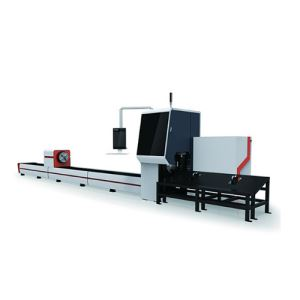 Laser Etching Machine for Carbon Tube Metal