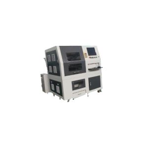 Mini Fiber Glass Laser Cutting Machine