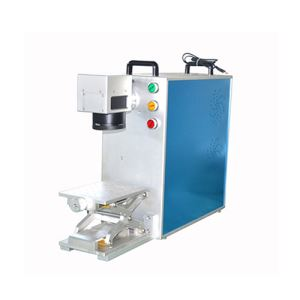 Mini Portable Stainless Steel Fiber Laser Etching Machine