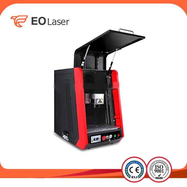 3D Laser Marking Engraving Etching Machine