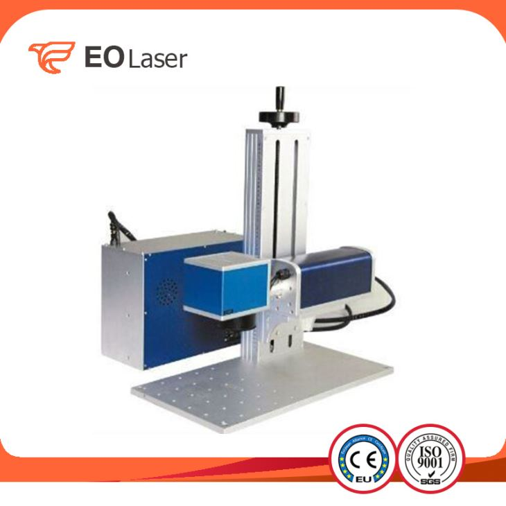High Hardness Alloy Steel Marking Machine