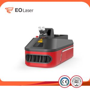 100W Portable Jewelry Laser Welding Machine
