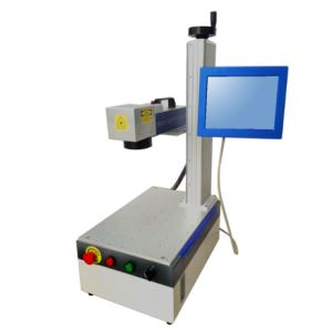 Maintenance-free Portable Fiber Laser Marking Machine