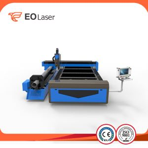 Metal Tube And Pipe Fiber Laser Cutting Machine