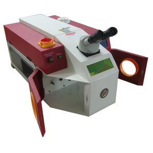 Mini Portable Jewelry Spot Laser Welding Machine