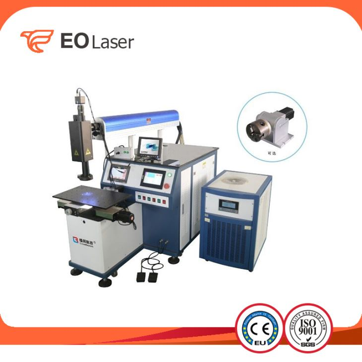 Stainless Steel Laser Welding Machine LB-AW400