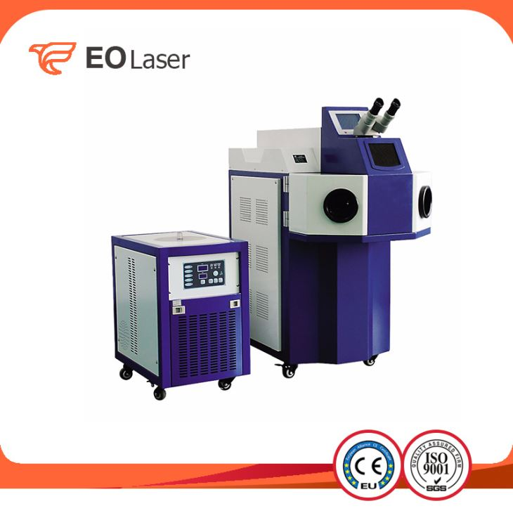 200W Gold Silver Jewelry Spot Laser Welding Machine