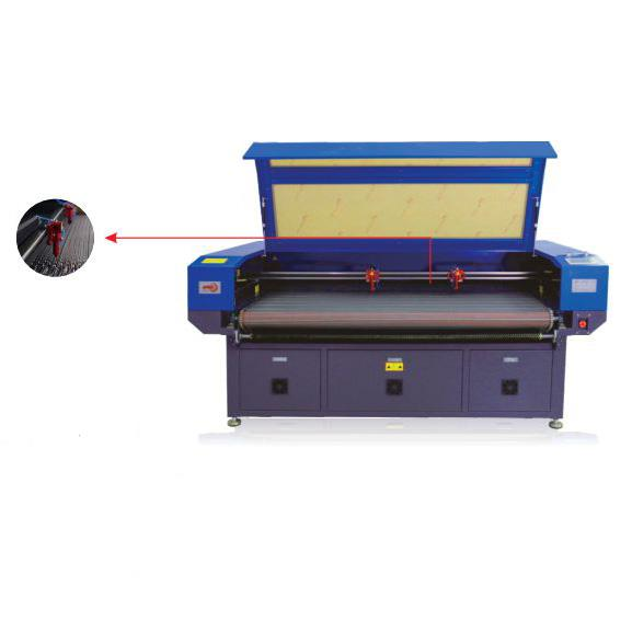 Automatic Feed Laser Cutting Machine