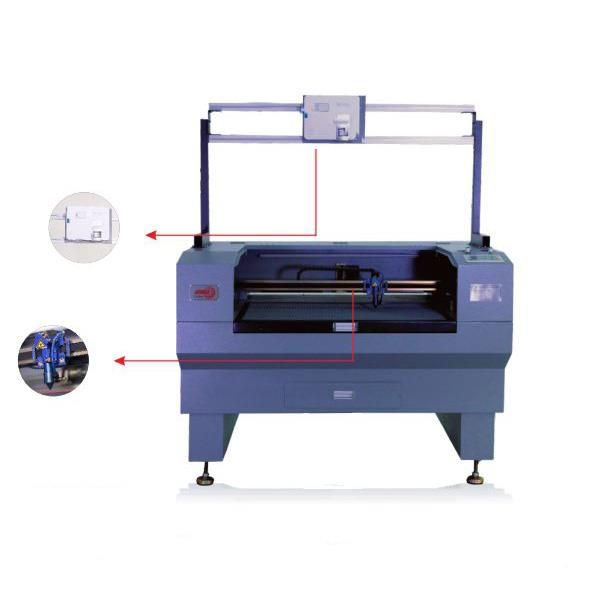 Knitted Upper Fabric Laser Cutting Machine