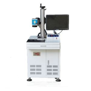 Air Cooled Fiber Laser Marking Machine