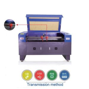 Plastic CO2 Laser Cutting Machine