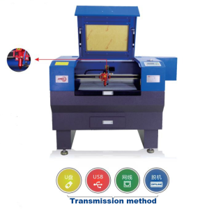 PVC Board Co2 Laser Cutting Machine