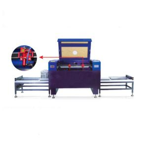 Wood Laser Cutting Machine For Coconut